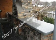 барні стійки з граніту