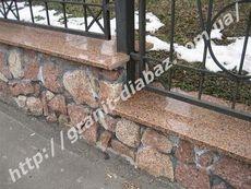 виготовлення гранітних огорож