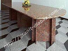 Столи з граніту