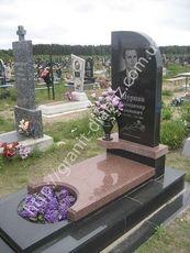 гранітні надгробні пам'ятники