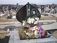 пам'ятник на два поховання