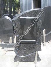 пам'ятники з чорного габро