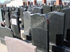 Замовлення пам'ятників з граніту