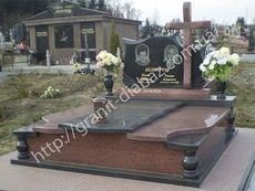 виготовлення надгробних пам'ятників з граніту