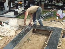 виробництво пам'ятників з граніту