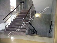 гранітні сходи поліровані